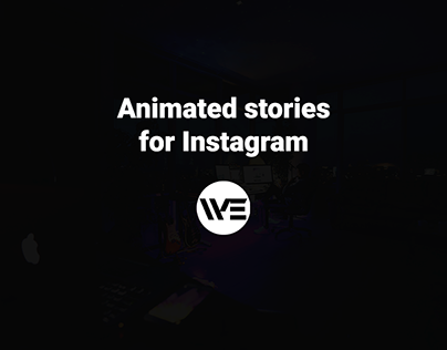 Animated Stories for IG