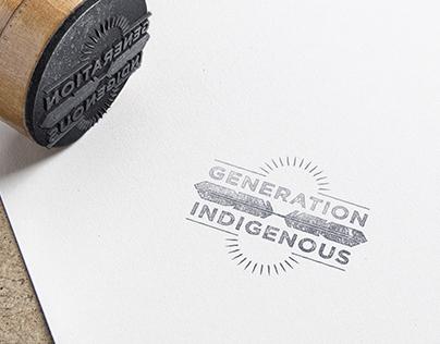 Generation Indigenous Brand Identity