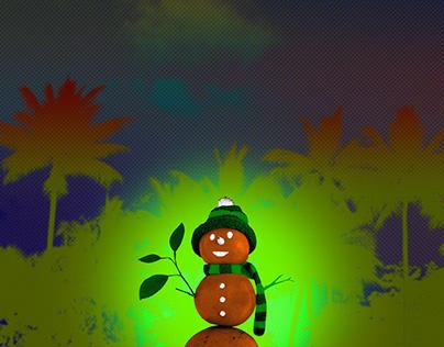 Orange Snowman Marketing Made Fresh!