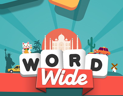 WordWide - Mobile Game