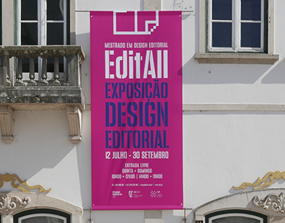 EDITALL 2017 // Master in Editorial Design IPT