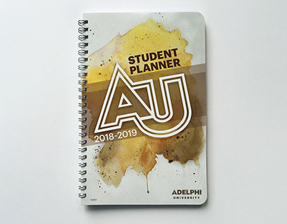 Adelphi University's Student Planner