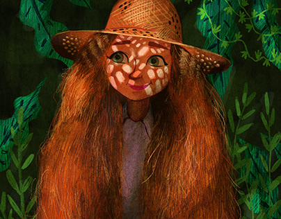 Judy in the Jungle