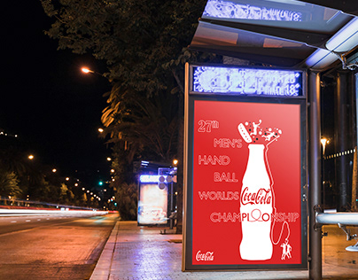 CocaCola HandBall Ad