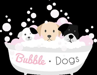Projet - Bubble Dogs - logo
