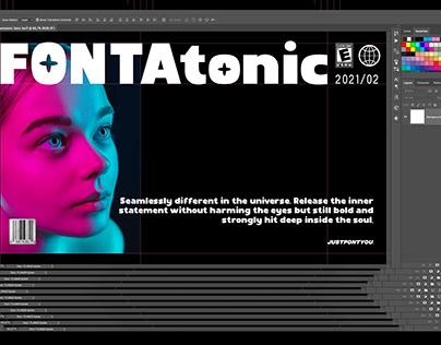 Fontatonic - Bold Sans Serif Fonts