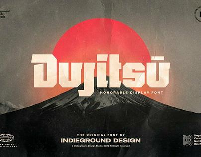 DujitsuPosted byIndieground Design