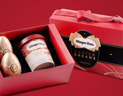 Kit Promocional Haagen-Dazs