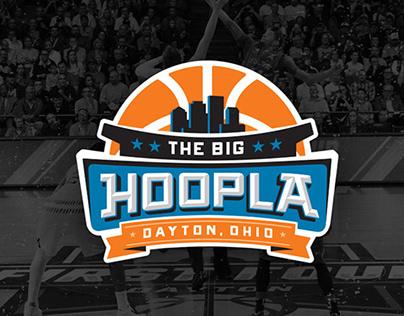 The Big Hoopla Event Branding