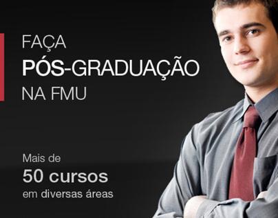 Materiais PS Pós-graduação FMU