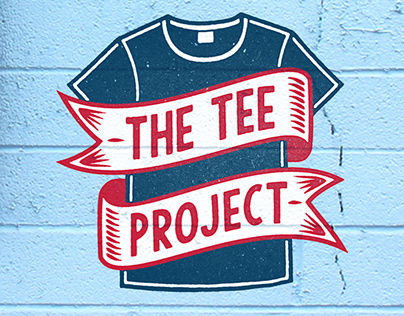 The Tee Project Brand Identity