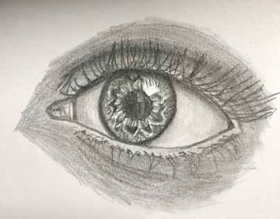 Working on my eyes