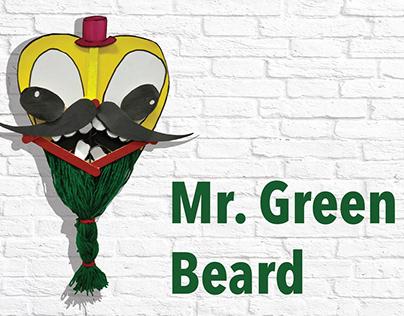 Mr. Green Beard