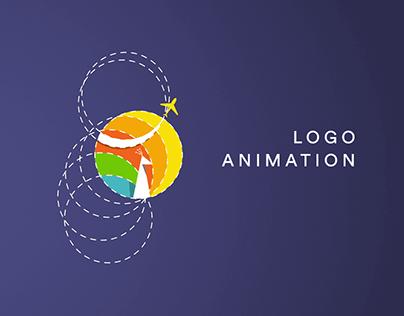 Logo Animation for Praxis Holidays