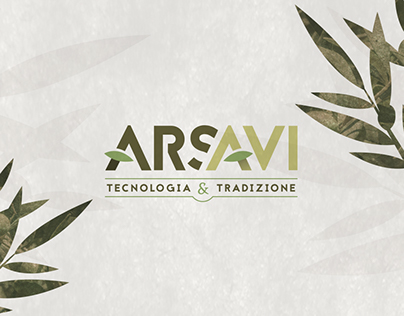 Arsavi - Brand Identity