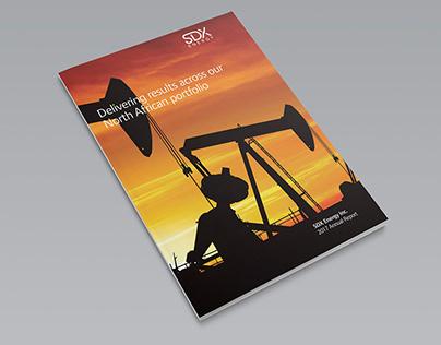 SDX Energy 2017 Annual Report