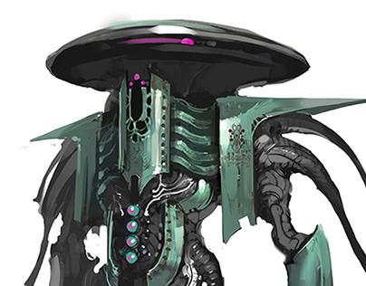 Tera - game concept art