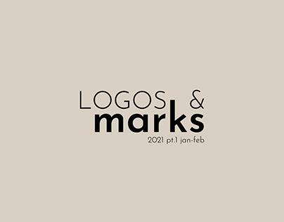 Logofolio 2021 pt.1