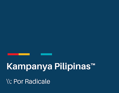 Iconic Philippines Campaign 2015