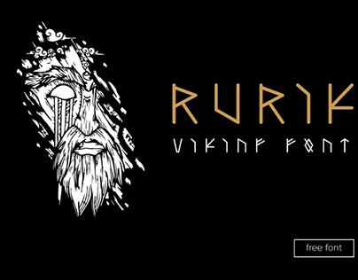 Rurik - Free Norse Viking Display Font