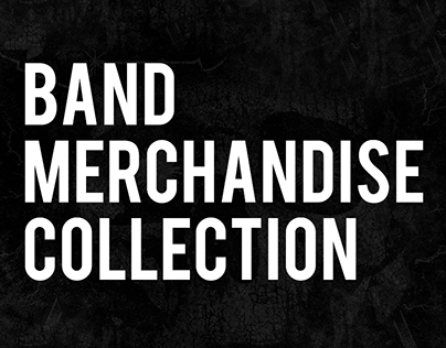 Band Merchandise Collection - UPDATED
