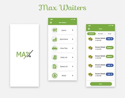 Max Waiters
