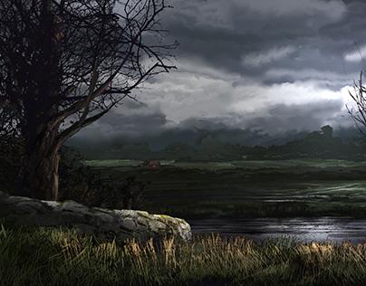Moody Plains