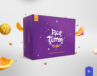 Branding | Packaging - Turrón San José