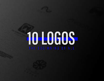 "10 Logos - ""The Beginning of all"""