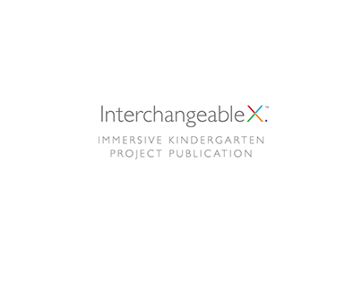 Interchangeable X | Future Classroom Concept