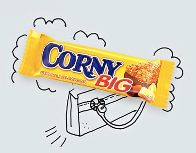 Corny. TVC.