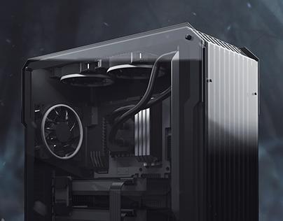 Czart / PC case / concept