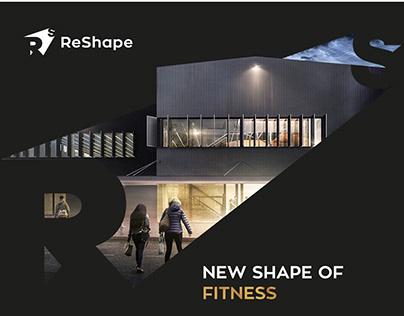 ReShape - Branding & web design