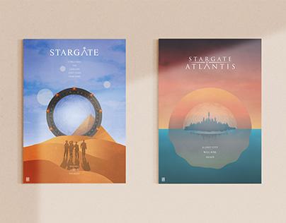 Illustration - Stargate Posters