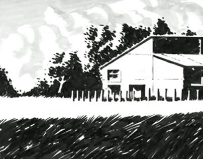 2D Animation # Un oscuro día de injusticia | Short Film