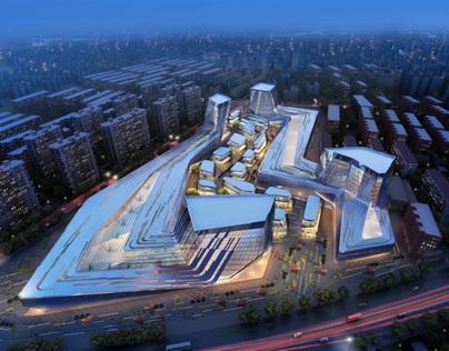 Shanghai Wuzhou International Plaza