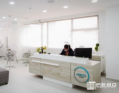 Oncologycal Clinic   Interior design  Ambato - Ecuador
