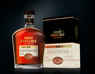Cognac Robert Pouilloux | VS, VSOP, NAPOLEON, XO range