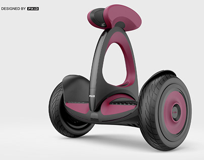 Drop type balance wheel design
