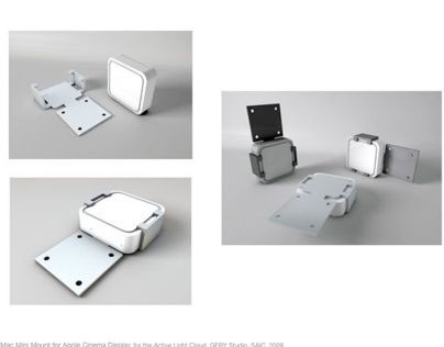 Mac Mini and Macbook Pro Mounts