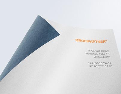 GROEIPARTNER™ | Branding Concept