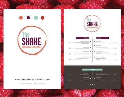 The Shake- Branding Proyect