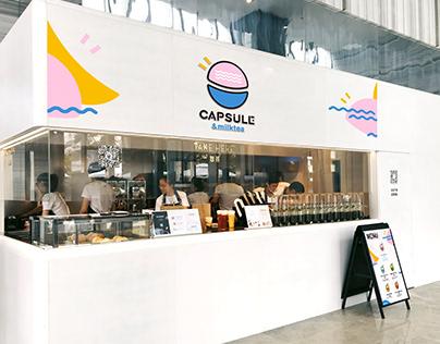 capsule&milktea