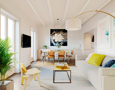 Apartment reform in barcelona - Part 1