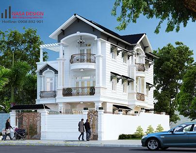 Thiết kế thi công xây dựng nhà ở, nhà phố, biệt thự
