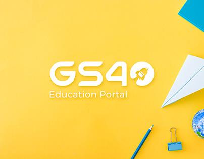 GS40 - Education Portal Branding