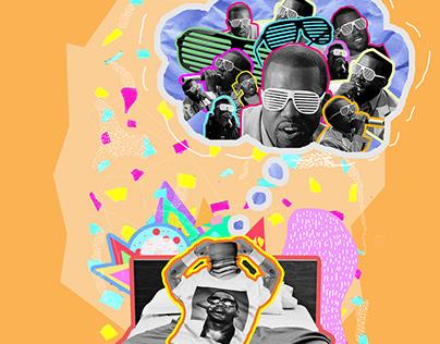 Bottles Have Dreams Too (Kanye's Glasses)