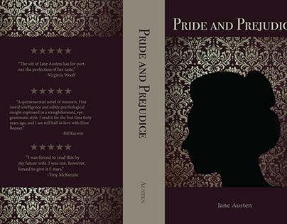 Book Cover Redesign - Pride & Prejudice