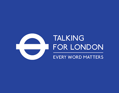 TFL | TALKING FOR LONDON