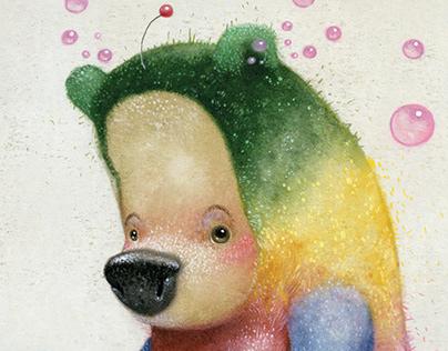 CHESTER, el oso extraterrestre. Apila Ediciones
